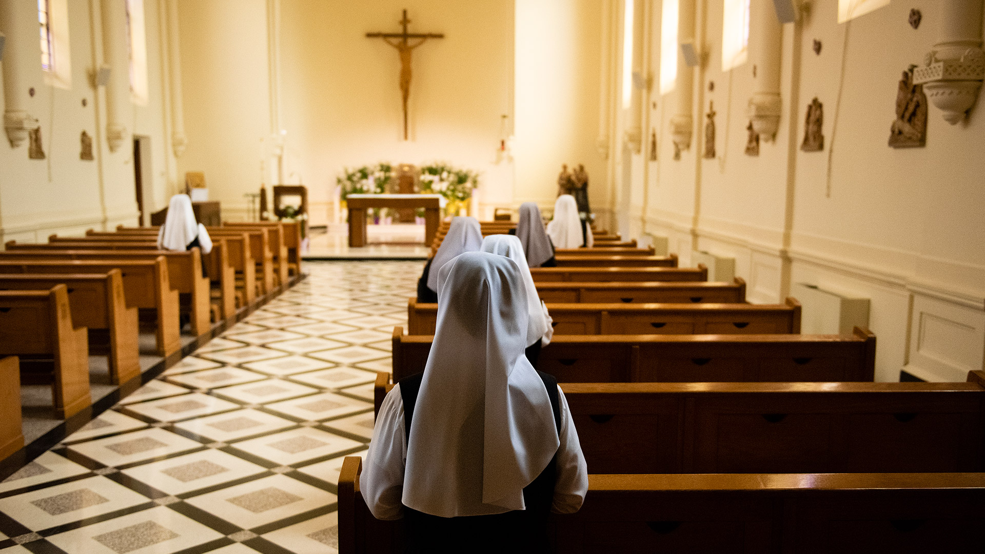 LITTLE SISTERS OF THE POOR, CORONAVIRUS,COVID19