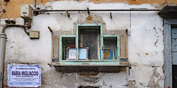 NAPLES STREET SHRINES