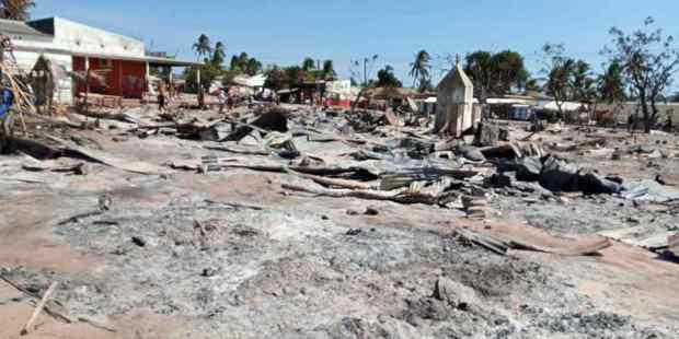 Macomia, Moçambique