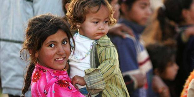 Refugiados iraquianos