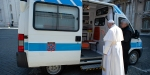 Ambulância do Papa