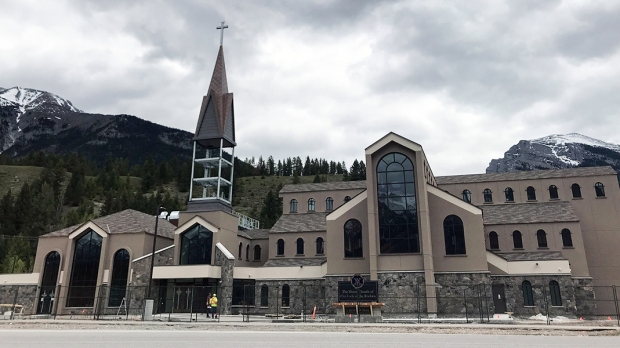 Church of Our Lady of the Rockies, Canmore