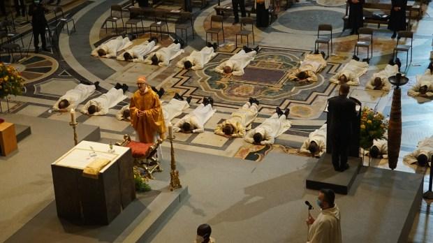 Ordenação sacerdotal
