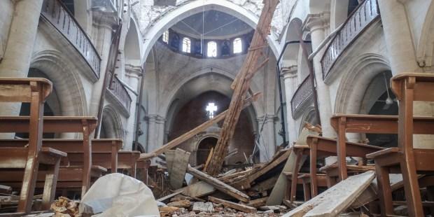 Catedral Santo Elias, Alepo, Síria