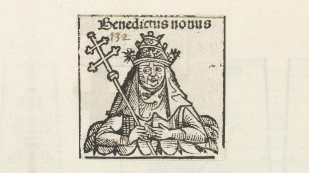 Papa Bento IX