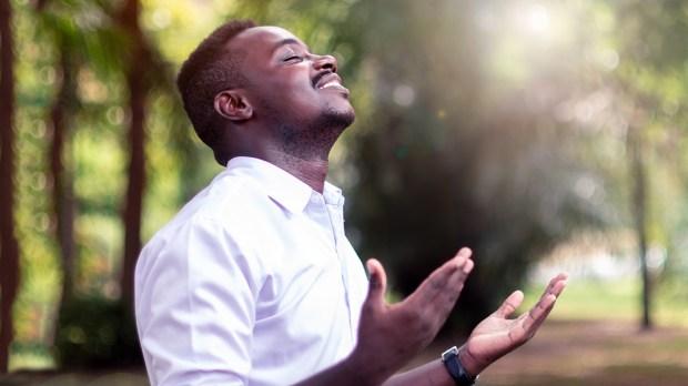 A oração e a paz de Cristo