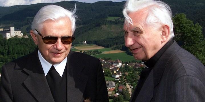 Irmãos Ratzinger
