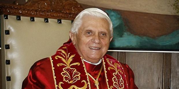 Papa Bento XVI no Brasil