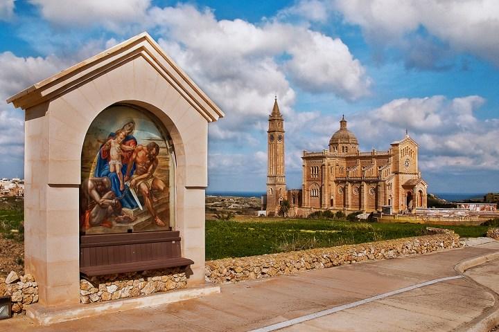 Our Lady of Ta' Pinu National Shrine, Gozo