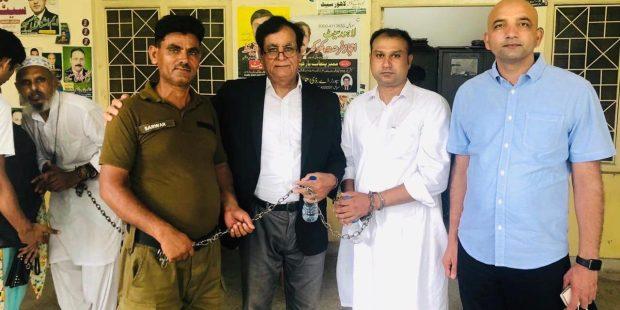 Asif Pervaiz, Pakistan