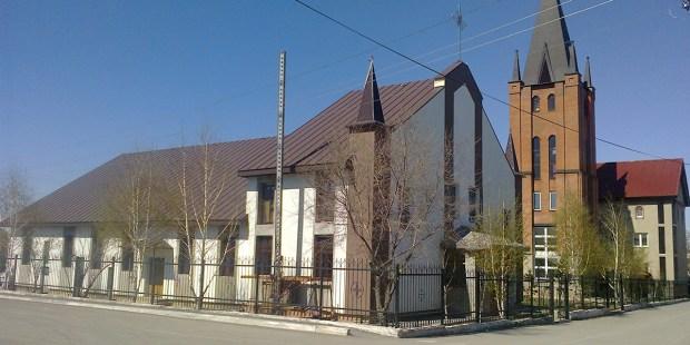 Minor Basilica of St. Joseph in Karaganda, Kazakhstan