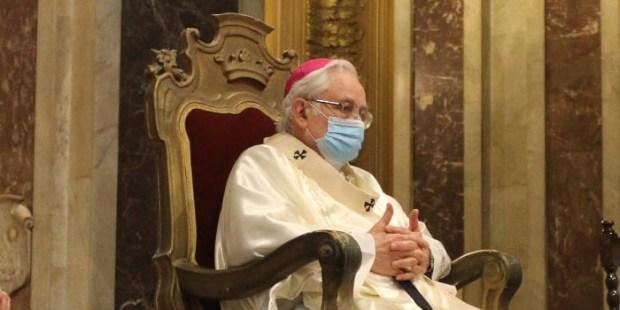 Arcebispo dom Carlos Ñañez questiona exagero que afeta saúde espiritual