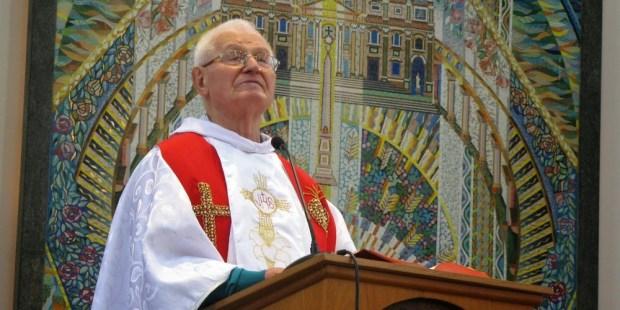 Frei Policarpo franciscano 96 anos