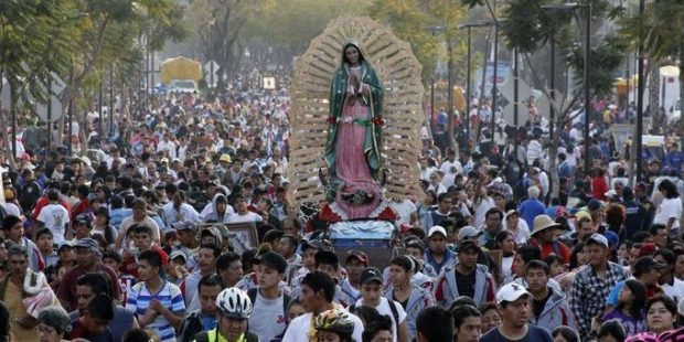 MEXICO; GUADALUPE