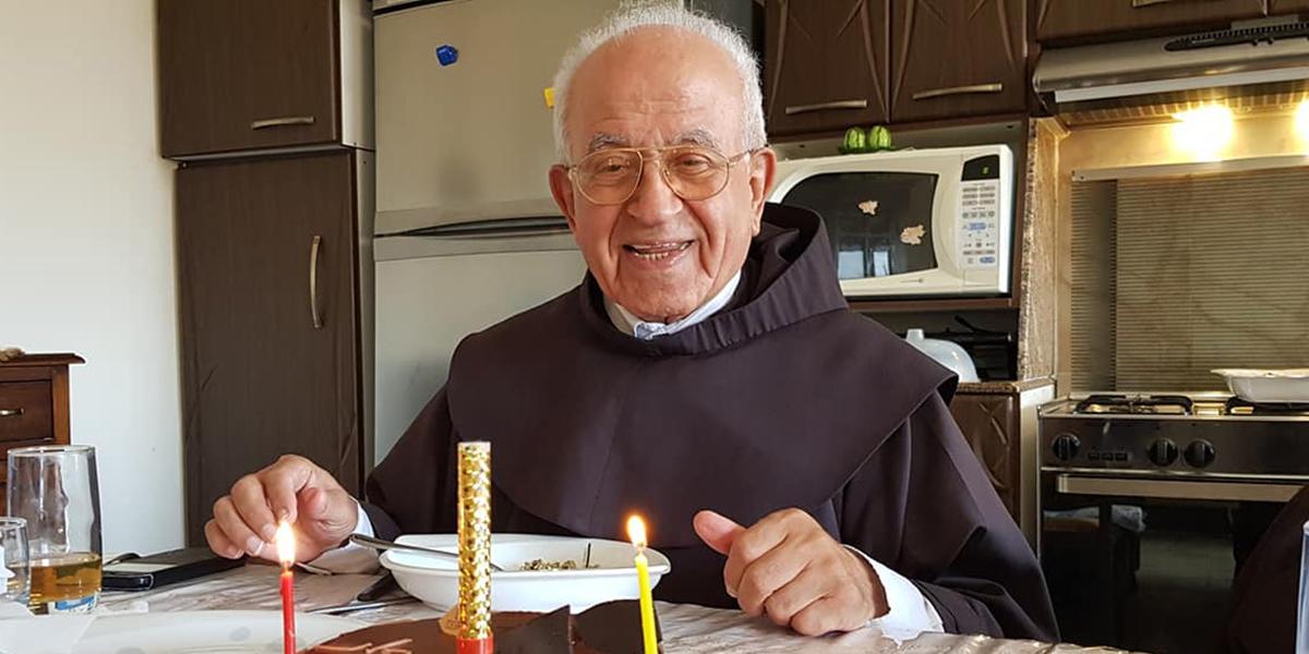Father Edoardo Tamer