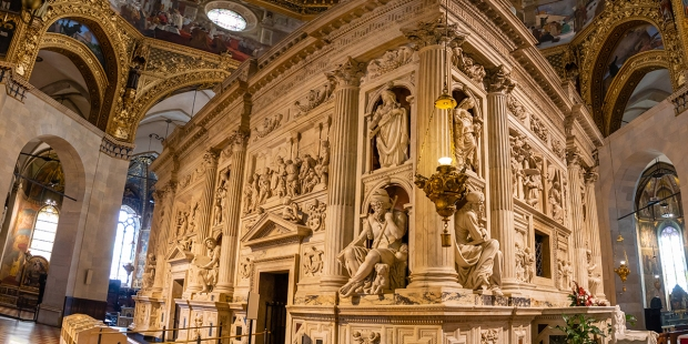 Santa Casa de Maria em Loreto