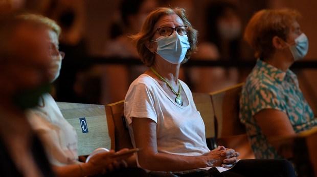 Missa durante pandemia de covid-19