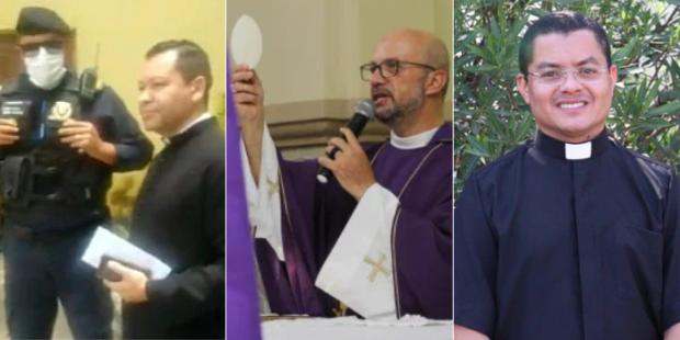 violência contra padres no Brasil