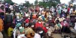 Deslocados pelo terrorismo jihadista em Moçambique
