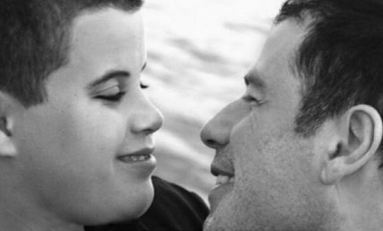 Celebridades e filhos: John Travolta e Jett