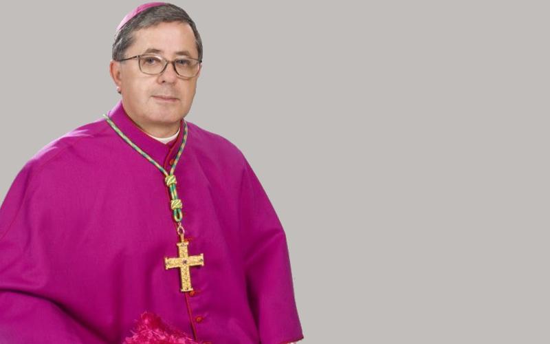 Bispo brasileiro Dom Antônio Carlos Rossi Keller