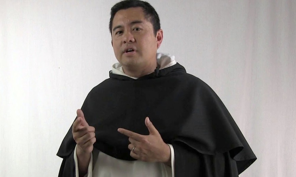 Padre microbiologista Nicanor Austriaco, OP