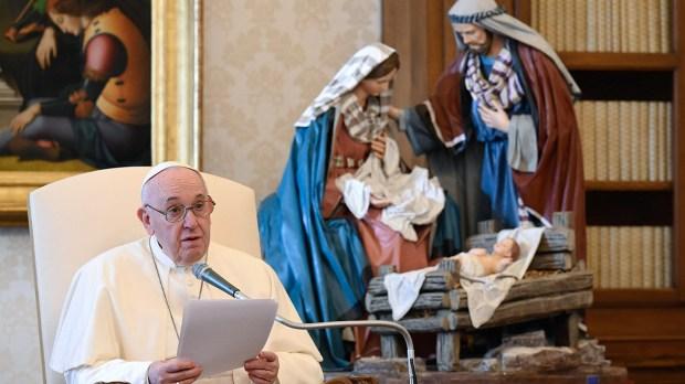 Papa Francisco e a ternura de Deus