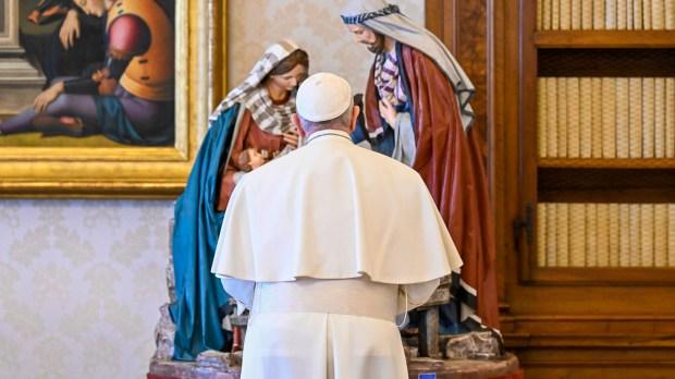 Papa Francisco e a Epifania