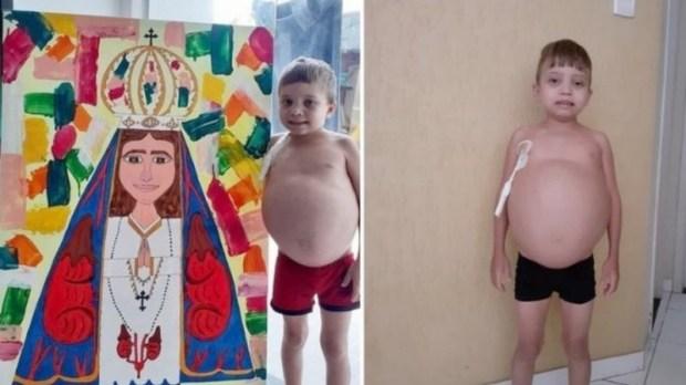 Daniel Neves e Nossa Senhora dos Rins