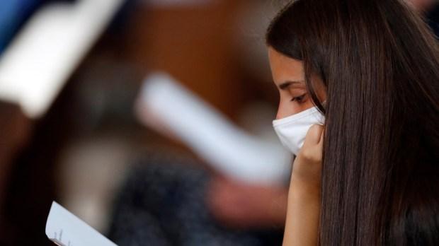 Restrições à Missa durante a pandemia de covid-19