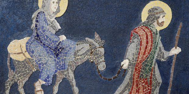 São José e a Sagrada Família