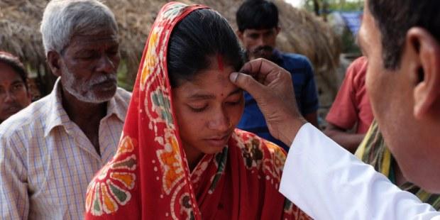 Cristãos indianos sofrem perseguição