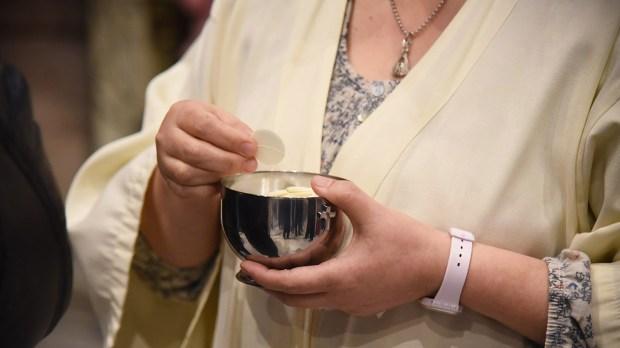 Mulheres nos ministérios litúrgicos