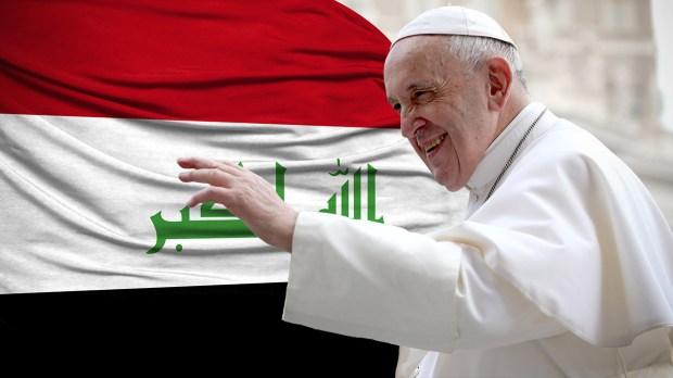 Papa Francisco visita Iraque