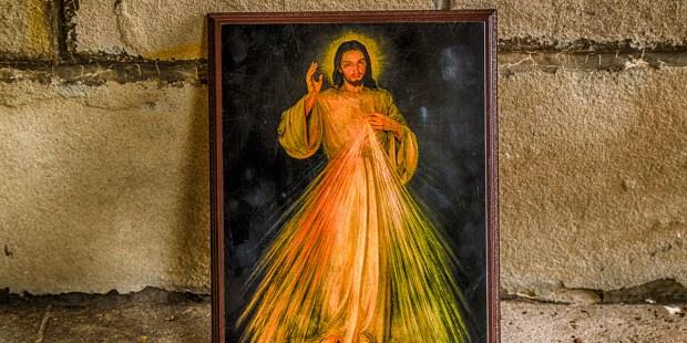 Imagem da Divina Misericórdia