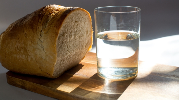 BREAD AND WATER,