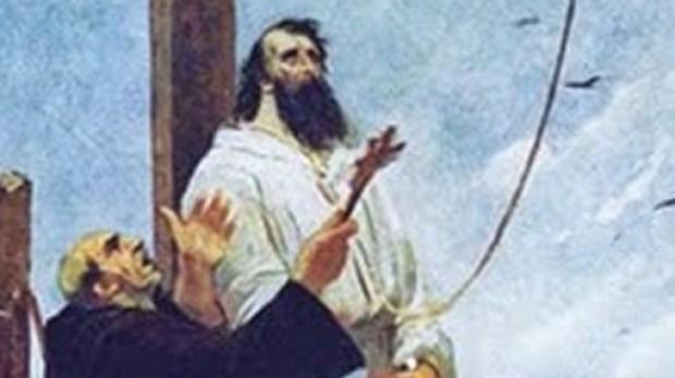 Martírio Tiradentes