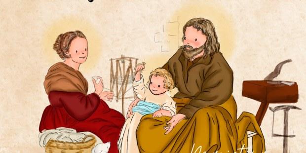 (Slideshow) Ilustradora católica