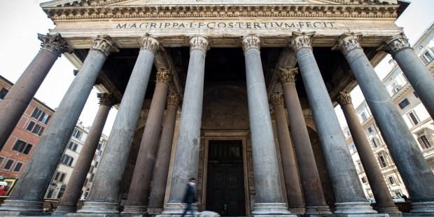 (Slideshow) Panteão, Roma