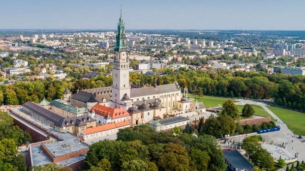 Polônia, Santuário de Jasna Góra