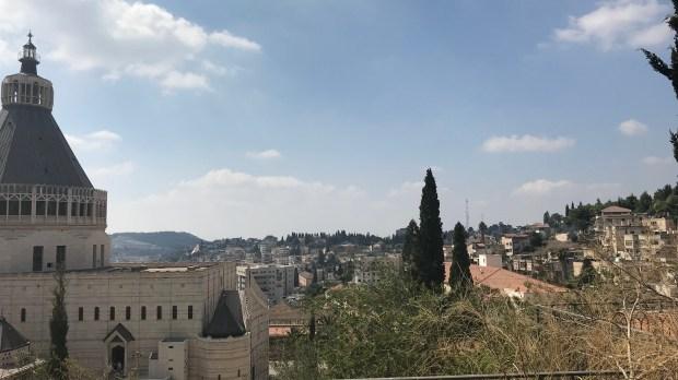 Basílica da Anunciação, Israel