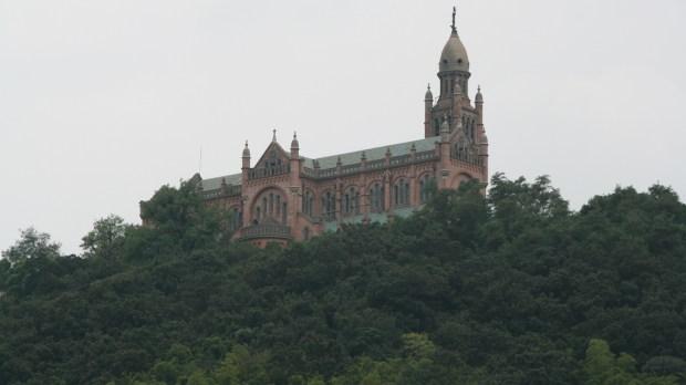Basílica de Nossa Senhora de Sheshan, padroeira da China