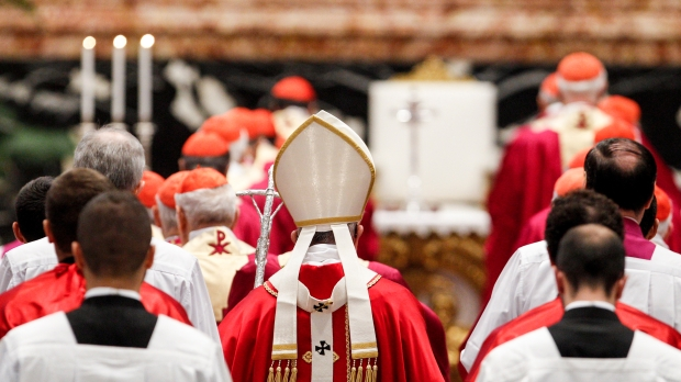 Cardinals and Bishops