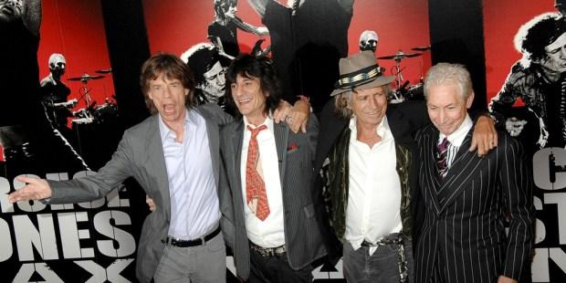 MUSIC; Rolling Stones
