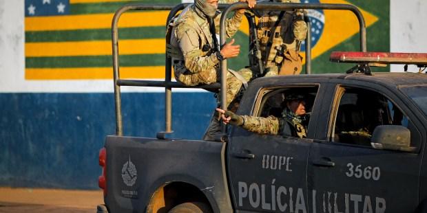 BRAZIL - CRIME - SERIAL KILLER - POLICE - OPERATION