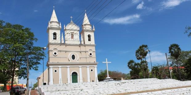 Igreja de São Benedito em Teresina, PI