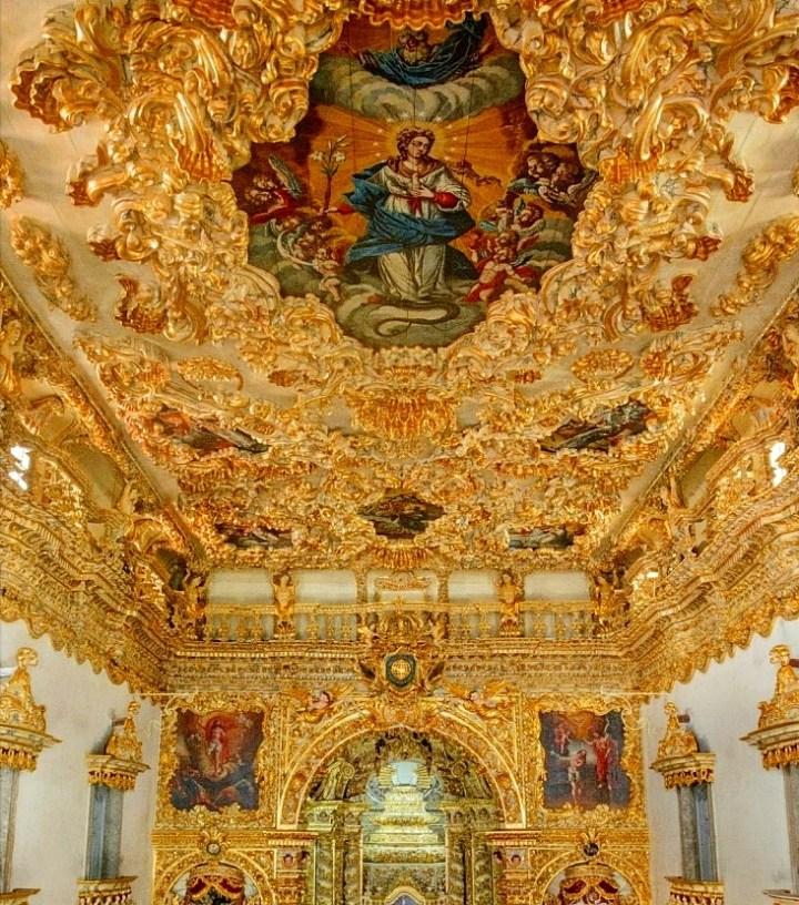 Igreja brasileira de 300 anos dedicada a Nossa Senhora da Conceição