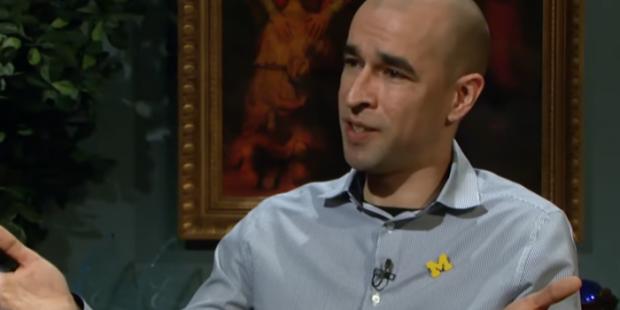 Zubair Simonson: muçulmano se torna católico