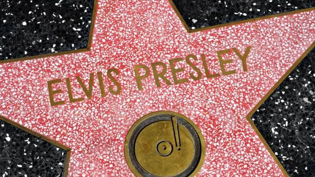 MUSIC; ELVIS PRESLEY