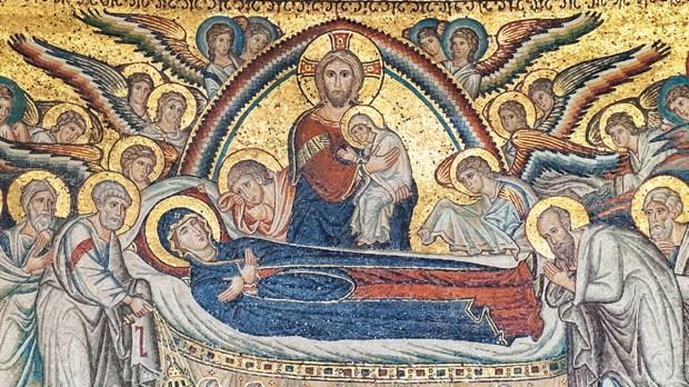Dormition of Virgin Mary